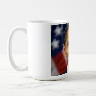 President Barack Obama 2012 Basic White Mug