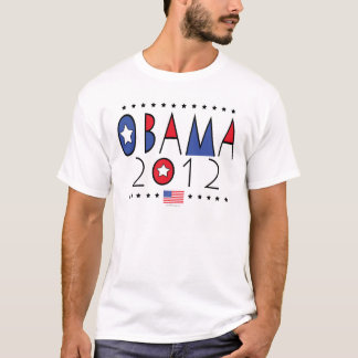 President Barack Obama 2012 Gear T-Shirt