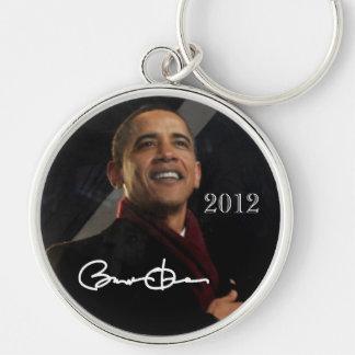 President Barack Obama 2012 Key Chain