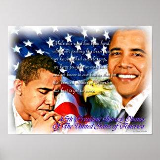 President Barack Obama,45th Pres_Poster Posters