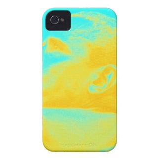 President Barack Obama 4 sketch Case-Mate iPhone 4 Cases