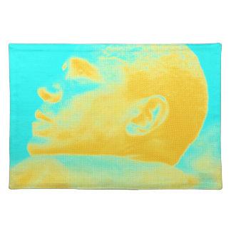 President Barack Obama 4 sketch Placemat