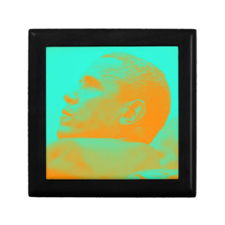 President Barack Obama 4aa Small Square Gift Box