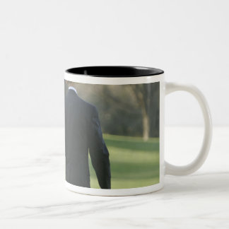 President Barack Obama and First Lady Michelle Coffee Mugs