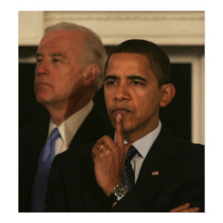President Barack Obama and Vice President Poster