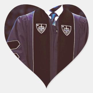 President Barack Obama at Notre Dame University 3. Heart Sticker