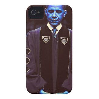 President Barack Obama at Notre Dame University 3. iPhone 4 Case-Mate Case