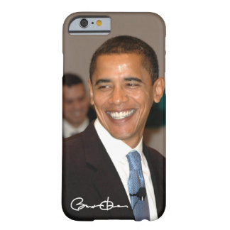 President Barack Obama Barely There iPhone 6 Case