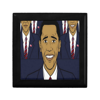 President Barack Obama design Jewelry Boxes