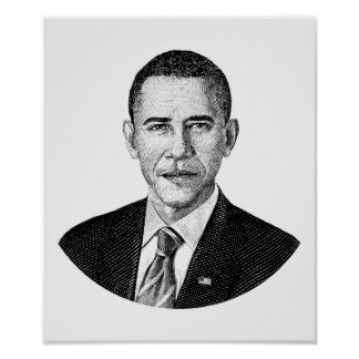 President Barack Obama Graphic Poster