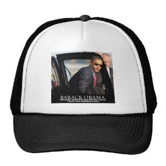 PRESIDENT BARACK OBAMA TRUCKER HATS