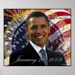 President Barack Obama Inaugural Poster