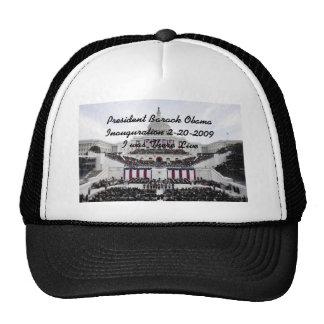 President Barack Obama inauguration 2009 Trucker Hat