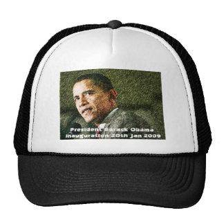 President Barack Obama Inauguration 20th jan 2009 Mesh Hats