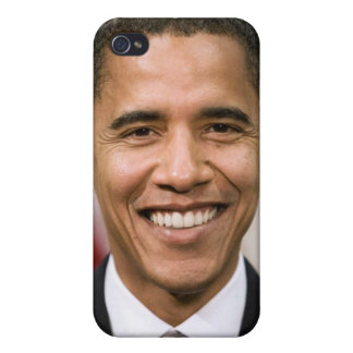 President Barack Obama iPhone 4/4S Case