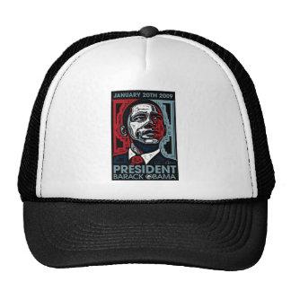 President Barack Obama January 20th 2009 Cap