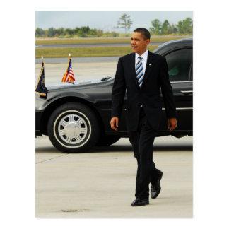 President Barack Obama Postcard