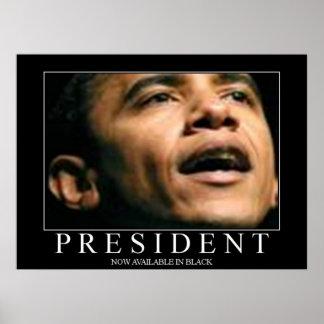 President Barack Obama Poster FROM 14.95
