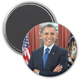 President Barack Obama Support Magnet
