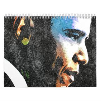President Barack Obama Vintage Calendar