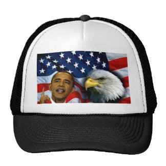 President Barack Obama, Visions & Dreams_ Trucker Hat