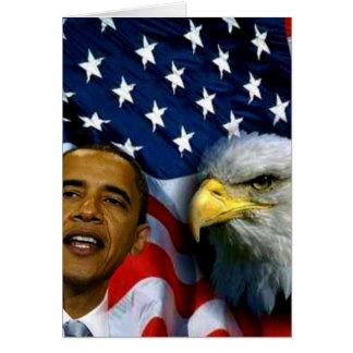 President Barack Obama, Visions & Dreams_ Card