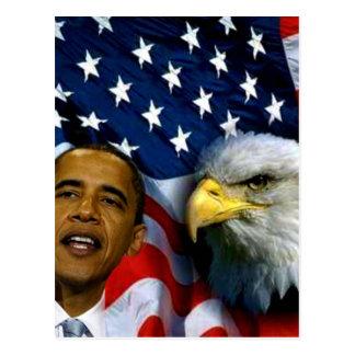 President Barack Obama, Visions & Dreams_ Postcard