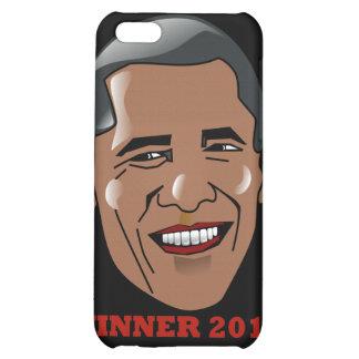 President Barack Obama Winner 2012 iPhone 5C Cases
