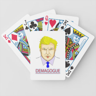 President Demagogue Bicycle Playing Cards