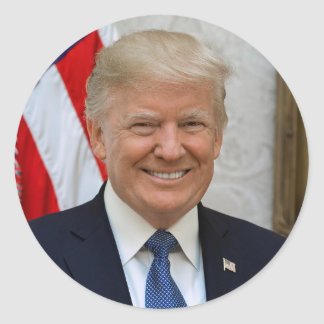 President Donald J. Trump Sticker