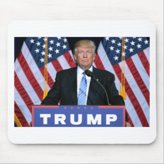 President Donald Trump Mouse Pad