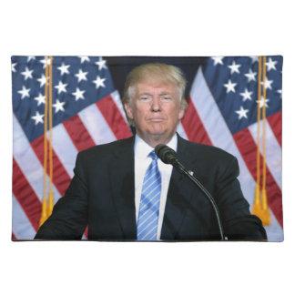 President Donald Trump Placemat