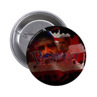 President Evil Button
