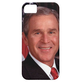 President George W Bush Official Portrait Case For The iPhone 5