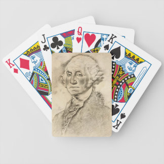 President George Washington Bicycle Playing Cards