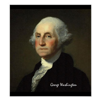 President George Washington Posters