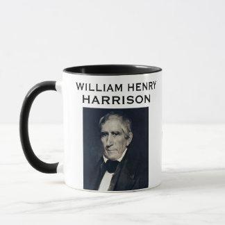 President Harrison, William Henry  Mug