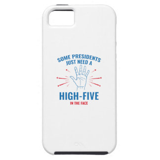 President High-Five Face iPhone 5 Cover