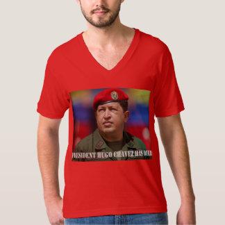 President Hugo Chavez has died tshirt
