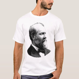 President James Garfield Graphic T-Shirt