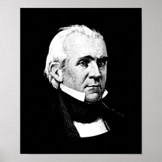 President James K. Polk Poster