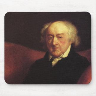 President John Adams Mousepad