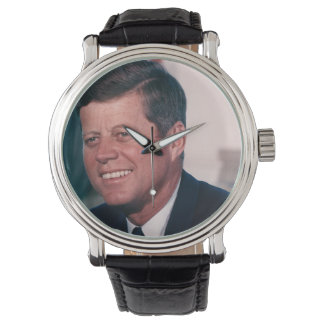 President John F. Kennedy Watch