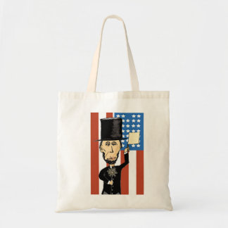 President Lincoln Budget Tote