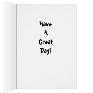 President Lincoln Greeting Card w/ enevelopes