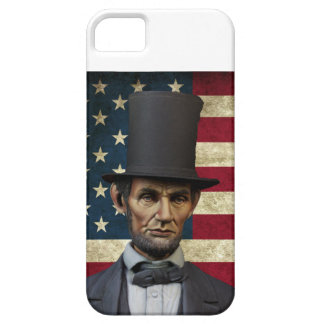 president lincoln iPhone 5 cover
