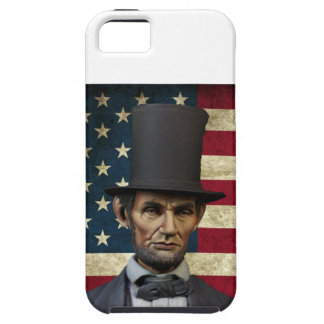 president lincoln tough iPhone 5 case
