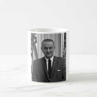 President Lyndon Johnson Coffee Mug