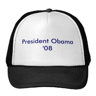 President Obama '08 Trucker Hat
