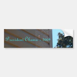 President Obama - 2009 Bumper Sticker